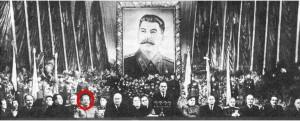 Ünnepság Moszkvában Sztálin 70. születésnapján