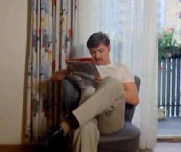 """Fassbinder a """"Félelem megeszi a lelket"""" c. filmben"""