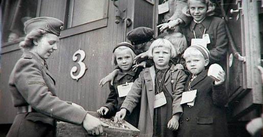 Gyermekek indulnak Svédországba
